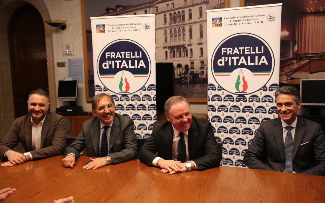 Fratelli d'Italia, un partito che cresce