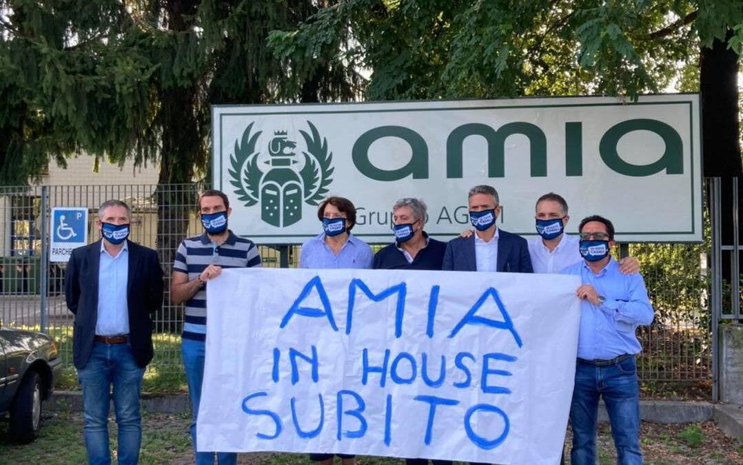 AMIA in house